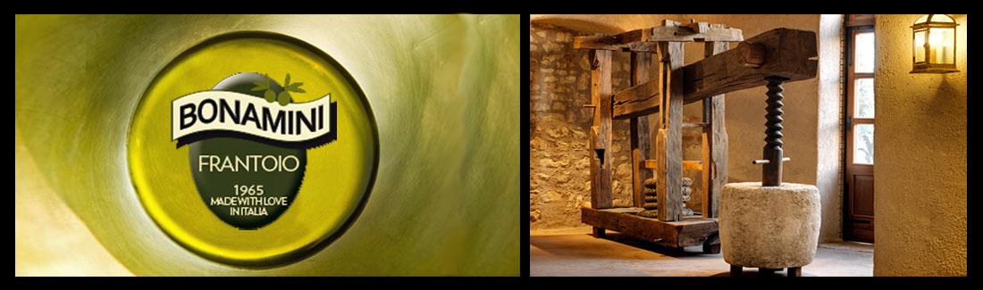 Frantoio Bonamini VENETO VALPOLICELLA P.D.O. Extra Virgin Olive Oil