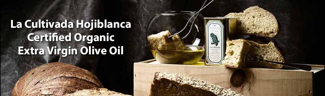 La Cultivada Hojiblanca Extra Virgin Olive Oil From Spain
